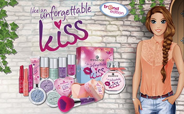 Essence Like an Unforgettable Kiss LE