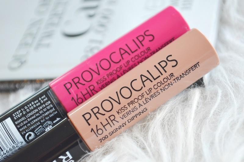 Rimmel Provocalips 16 HR Kiss Proof Lip Colour Review 201 - Rimmel Provocalips 16 HR Kiss Proof Lip Colour Review