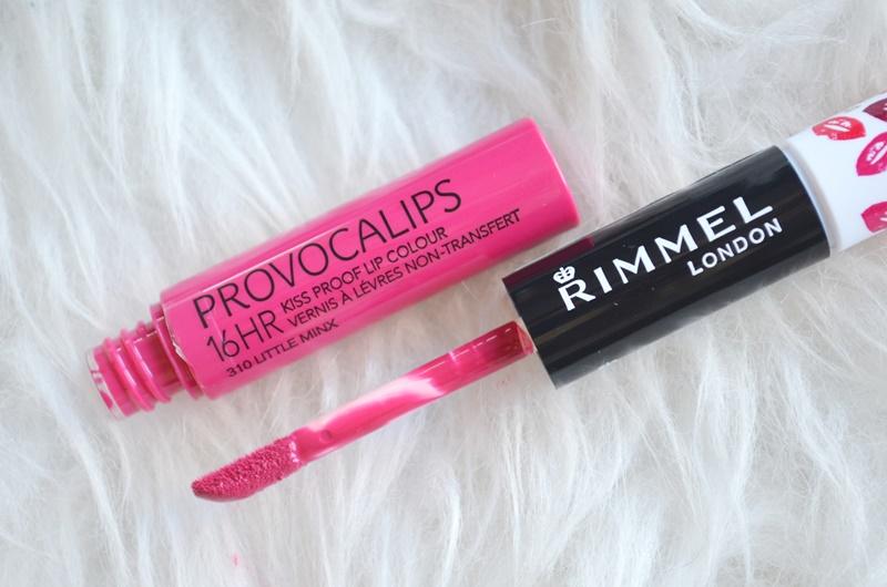 Rimmel Provocalips 16 HR Kiss Proof Lip Colour Review 51 - Rimmel Provocalips 16 HR Kiss Proof Lip Colour Review
