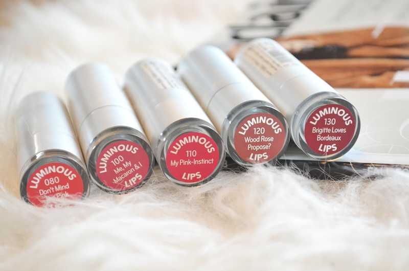 DSC 0031 - Nieuwe Catrice Luminous Lips Swatches & Review (5)
