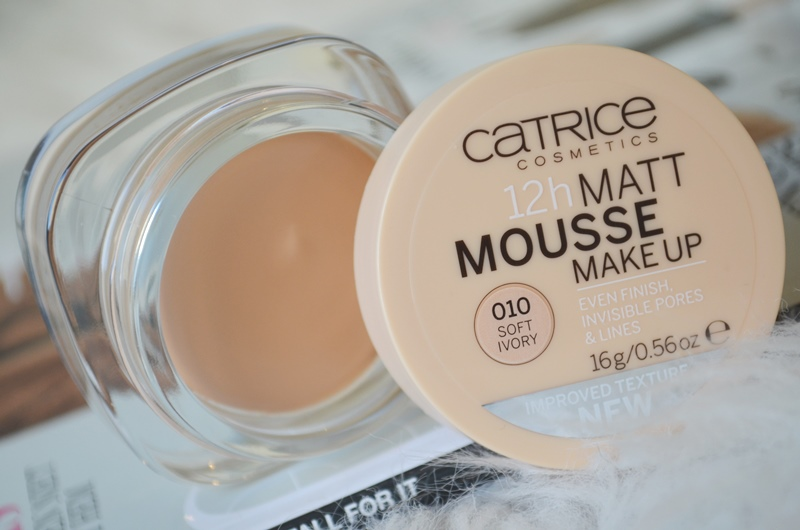 DSC 0362 - Catrice Matt Mousse Make-up Review