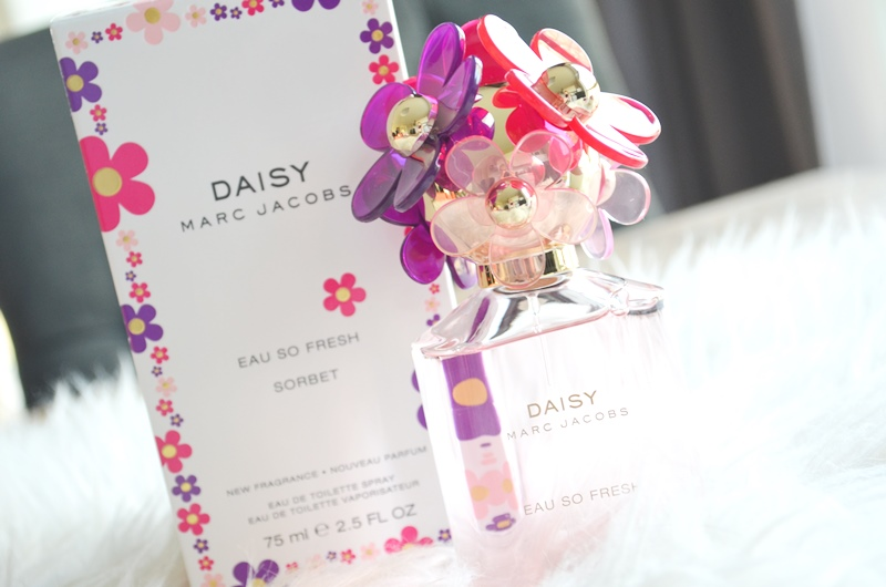 DSC 0590 - Marc Jacobs Daisy Sorbet Eau de Toilette Review
