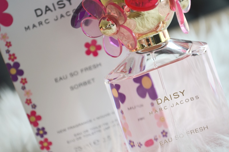 DSC 0623 - Marc Jacobs Daisy Sorbet Eau de Toilette Review