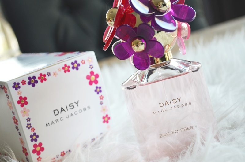 DSC 0656 - Marc Jacobs Daisy Sorbet Eau de Toilette Review