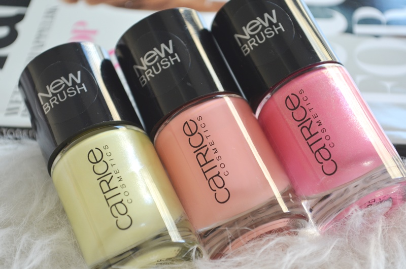 DSC 1213 - Nieuwe Catrice Ultimate Nail Lacquers (Swatches) Review