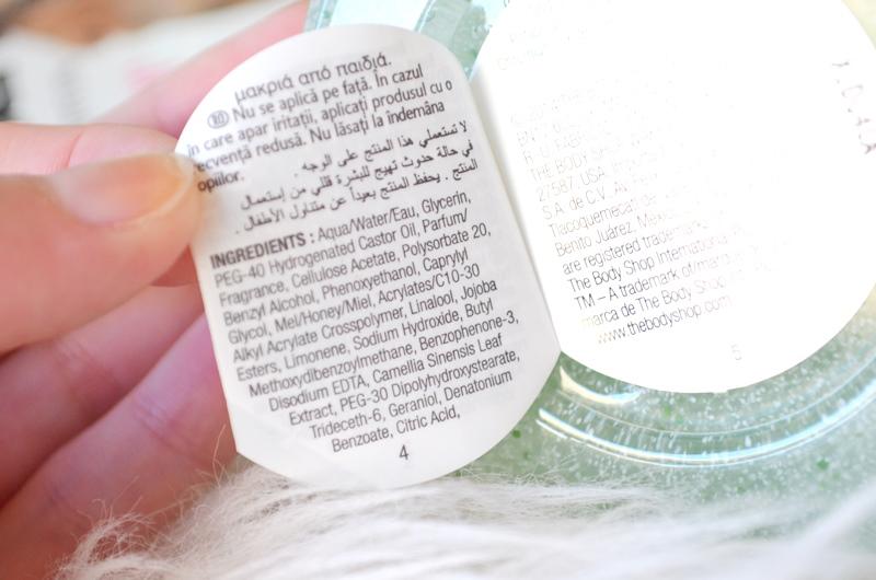The Body Shop Fuji Green Tea (Ceremony) Review