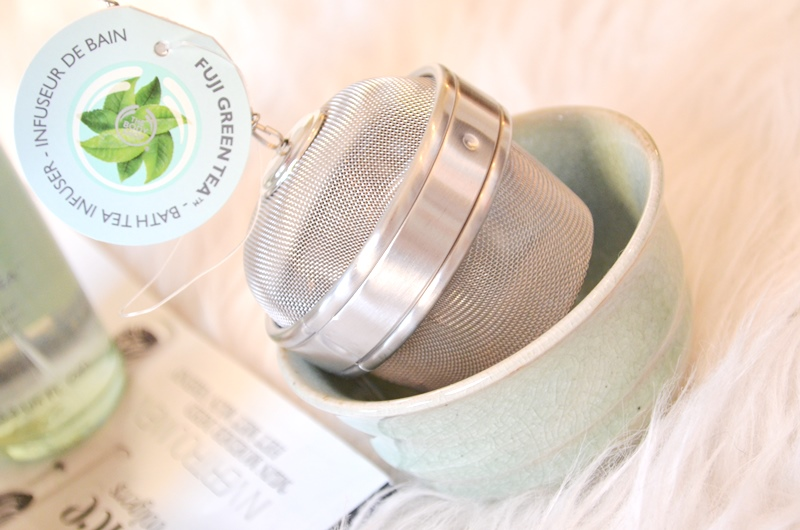 The Body Shop Fuji Green Tea (Ceremony) Review