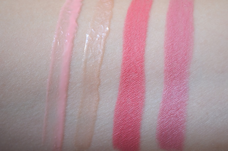 Lipstick & Lipgloss  Review (Essence - NYC - Catrice & Clinique)