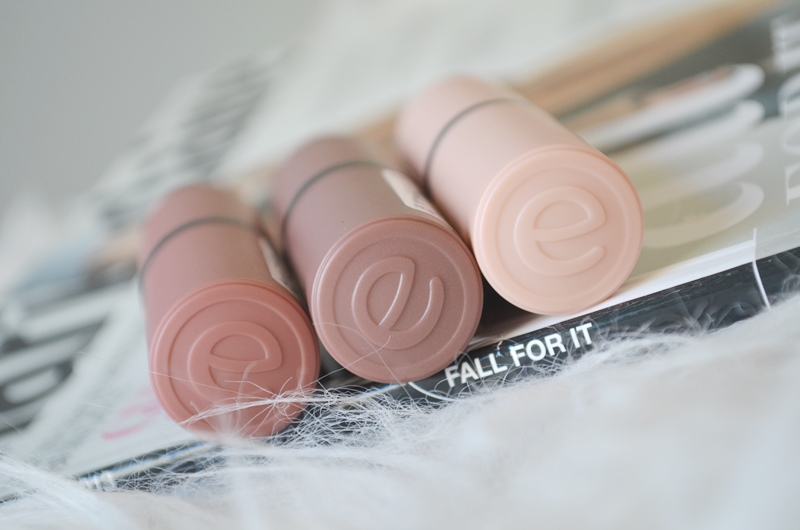 Essence Long Lasting Lipstick Nude Review