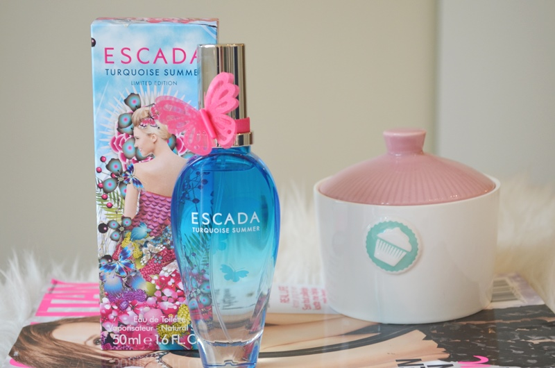 DSC 1868 - Escada Turquoise Summer Limited Edition Review