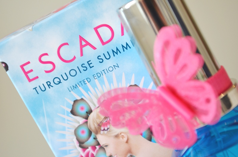 DSC 1873 - Escada Turquoise Summer Limited Edition Review