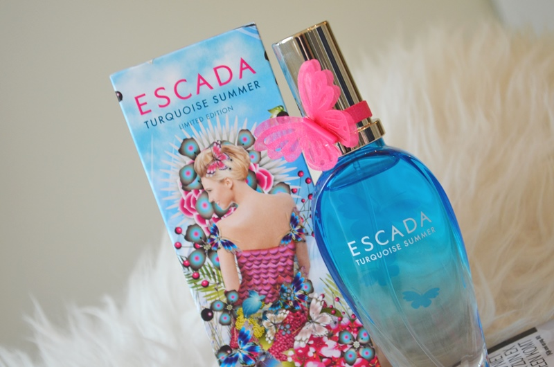 DSC 1882 - Escada Turquoise Summer Limited Edition Review