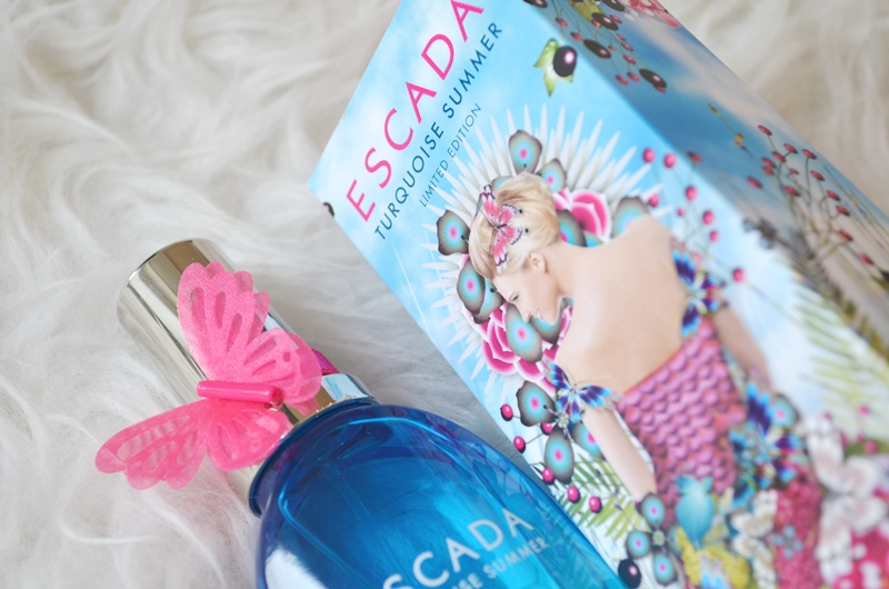 DSC 1894 - Escada Turquoise Summer Limited Edition Review
