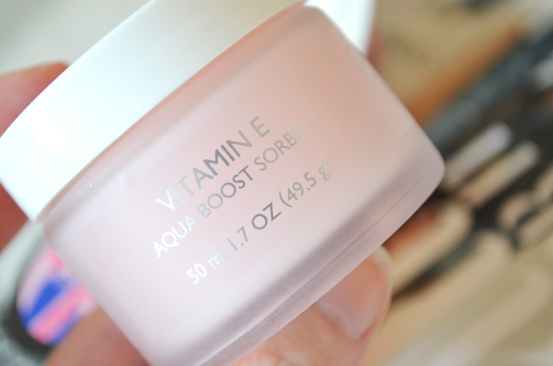 The Queen of Moisture - Nieuwe The Body Shop Vitamine E
