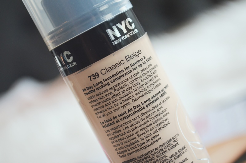 NYC All day Long 14 HR Foundation Review