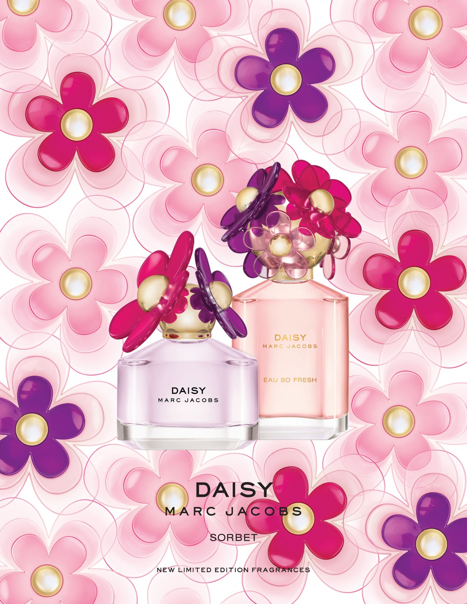 Daisy and Daisy ESF Sorbet Edition - Marc Jacobs Daisy Sorbet Eau de Toilette Review