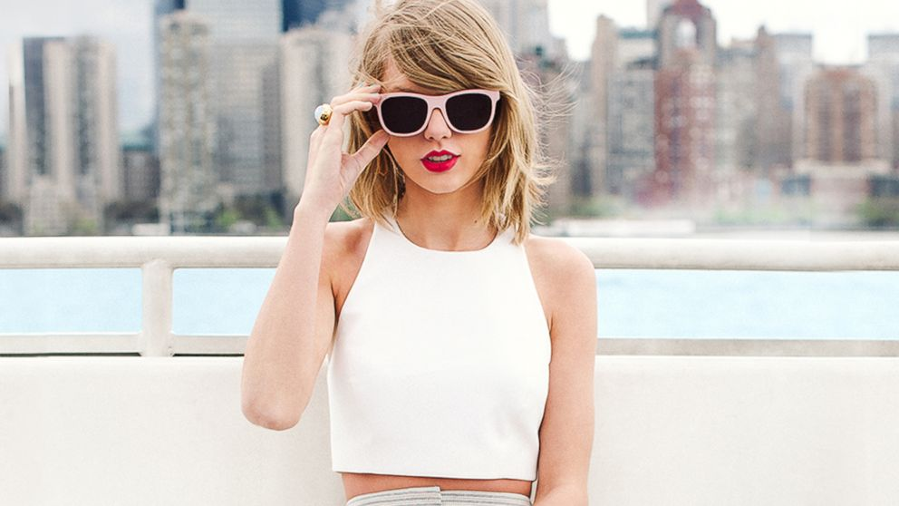 Taylor Swift Thee Things TAG ELisejoanne.nl  - The Three Things TAG