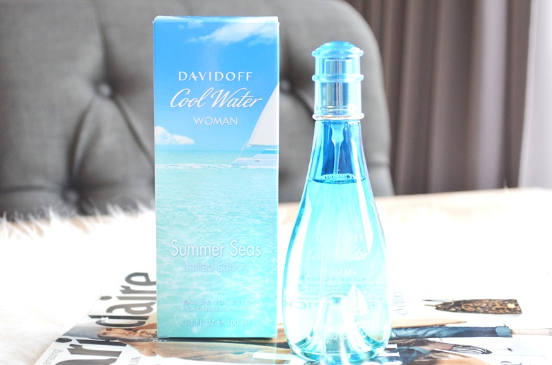 Davidoff Cool Water Summer Seas Limited Edition Review
