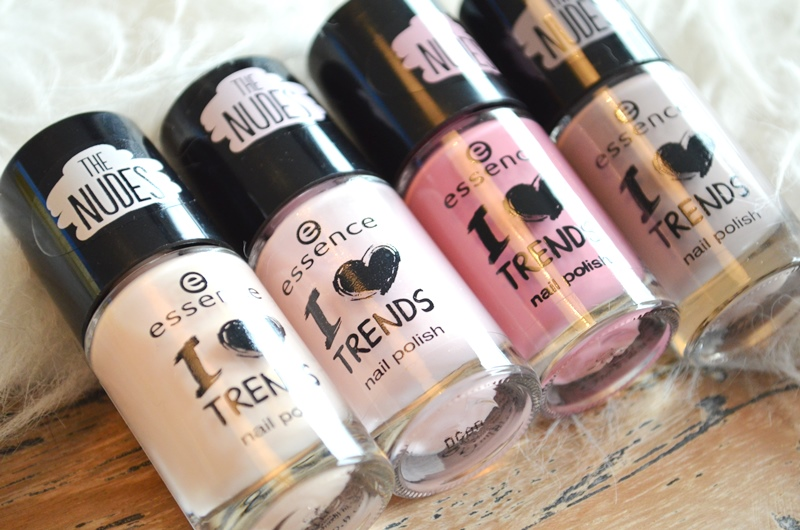 DSC 2741 - Essence I Love Trends - The Nudes Nail Polish Review