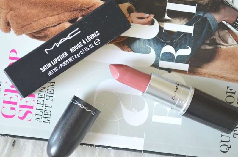 DSC 2974 - New in! M.A.C Faux Lipstick Review