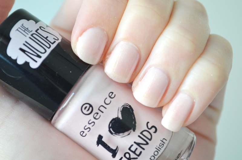 DSC 3910 - Essence I Love Trends - The Nudes Nail Polish Review