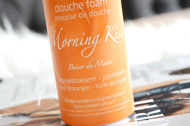 DSC 4401 - Nieuwe Kneipp Morning Kiss Douche Foam Review