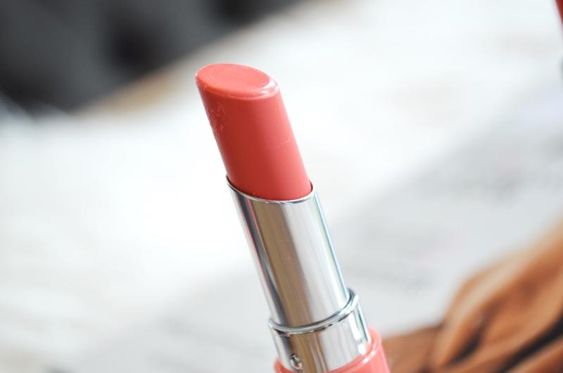 DSC 4499 - Lipstick & Lipgloss Review #2 Smashbox - MUA - NYC - Yves Rocher