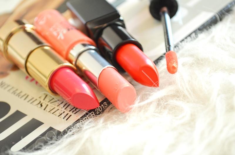 DSC 4529 - Lipstick & Lipgloss Review #2 Smashbox - MUA - NYC - Yves Rocher