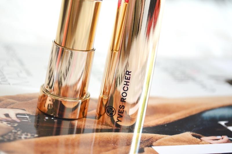 DSC 4545 - Lipstick & Lipgloss Review #2 Smashbox - MUA - NYC - Yves Rocher