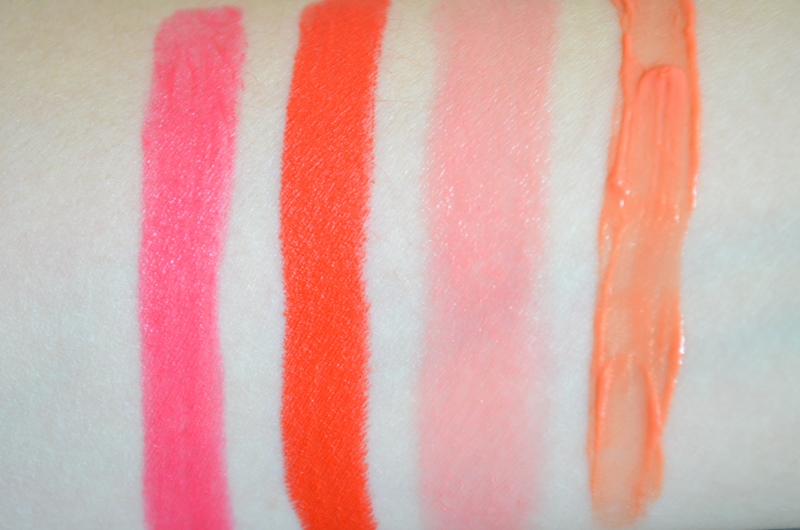 DSC 4570 - Lipstick & Lipgloss Review #2 Smashbox - MUA - NYC - Yves Rocher