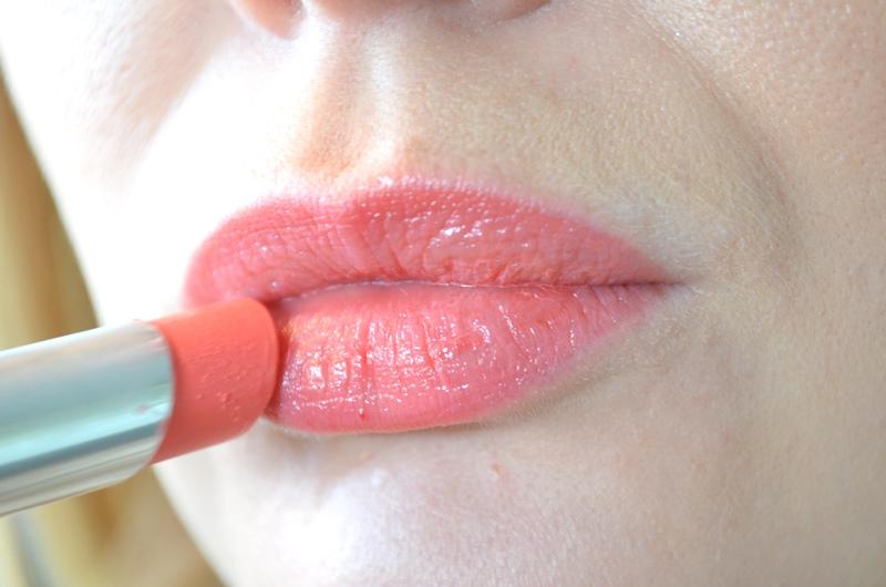 DSC 4601 - Lipstick & Lipgloss Review #2 Smashbox - MUA - NYC - Yves Rocher