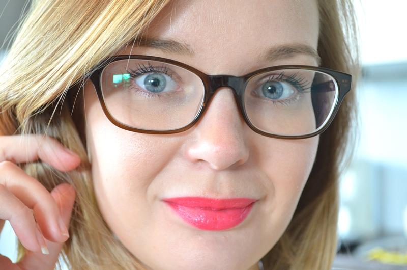 DSC 4639 - Lipstick & Lipgloss Review #2 Smashbox - MUA - NYC - Yves Rocher