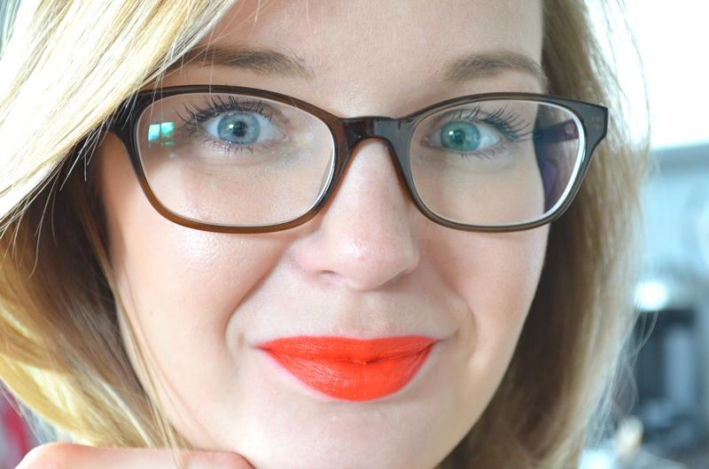DSC 4666 - Lipstick & Lipgloss Review #2 Smashbox - MUA - NYC - Yves Rocher