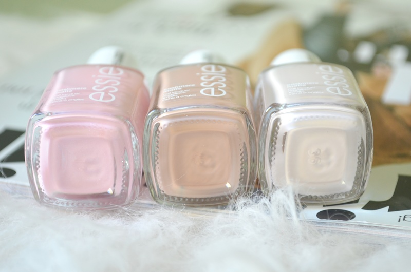 DSC 5462 - Essie Cashmere Matte Collection (3x Swatches) Review