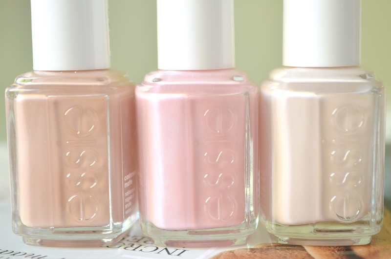 DSC 5479 - Essie Cashmere Matte Collection (3x Swatches) Review
