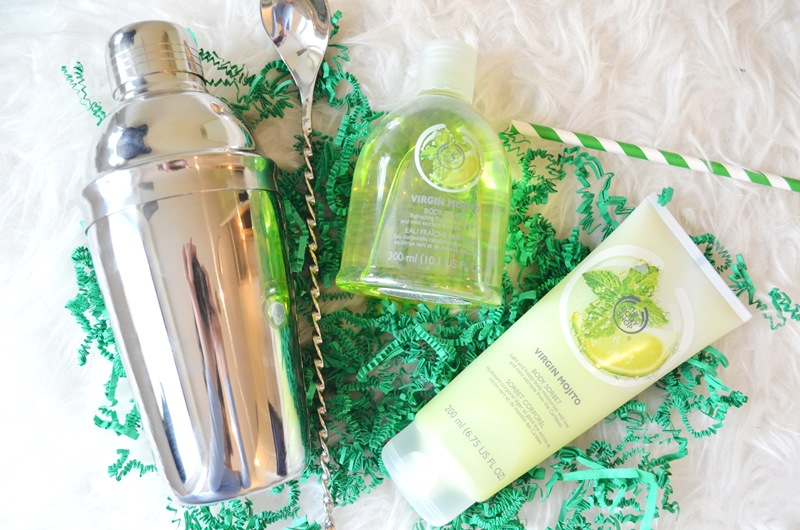 DSC 55671 - The Body Shop Virgin Mojito Collectie Review
