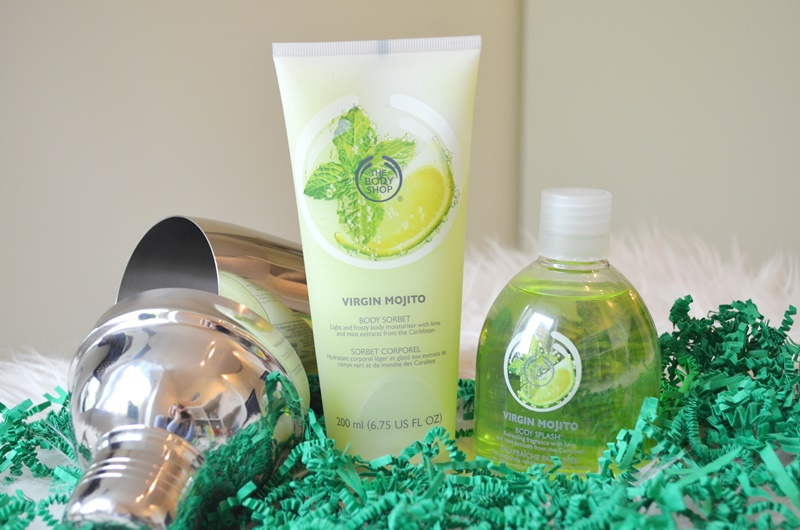 DSC 55721 - The Body Shop Virgin Mojito Collectie Review