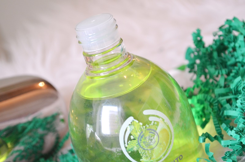 DSC 55851 - The Body Shop Virgin Mojito Collectie Review