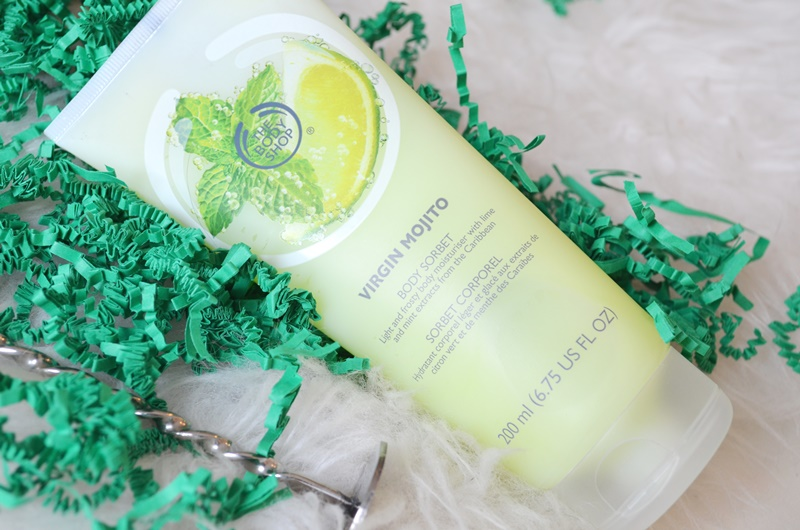 DSC 55961 - The Body Shop Virgin Mojito Collectie Review