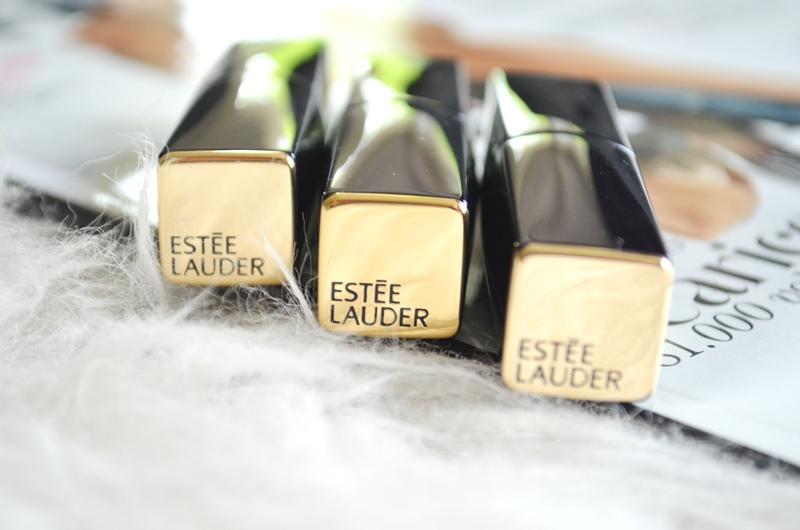 DSC 5977 - Estée Lauder Pure Color Envy Shine Lipsticks Review