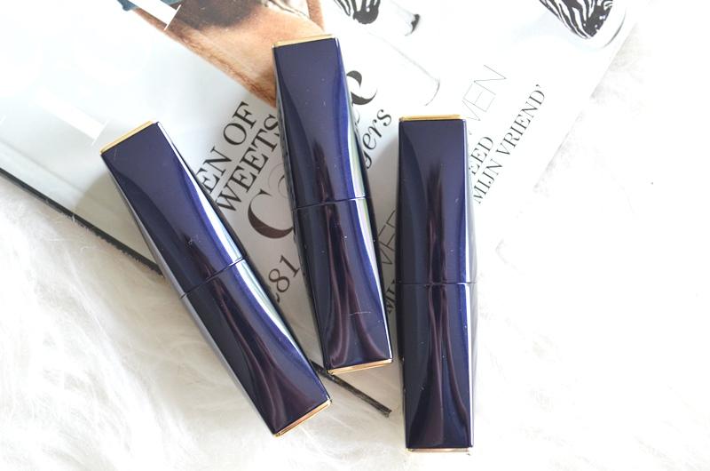DSC 5981 - Estée Lauder Pure Color Envy Shine Lipsticks Review