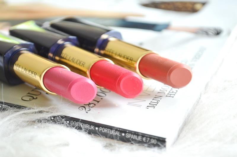 DSC 6004 - Estée Lauder Pure Color Envy Shine Lipsticks Review