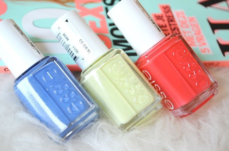 DSC 6178 - Essie Surf's Up! Zomer Collectie 2015 Review