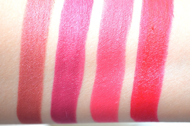 DSC 6652 - Catrice Ultimate Stay Lipsticks 4 x Review + Swatches