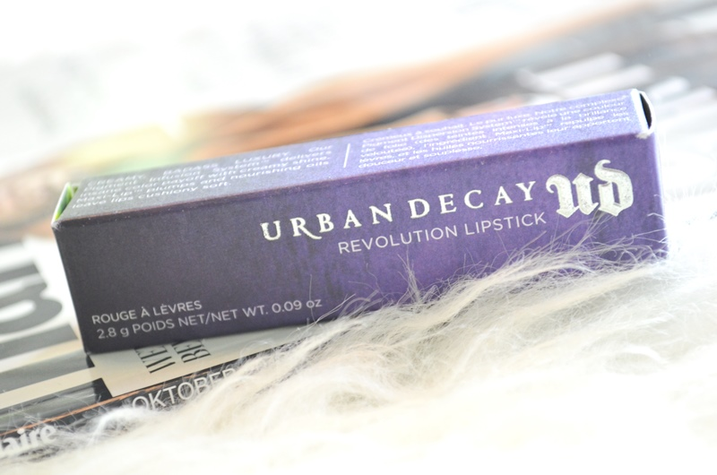 DSC 6937 - Urban Decay Revolution Lipstick 'Turn On' Review