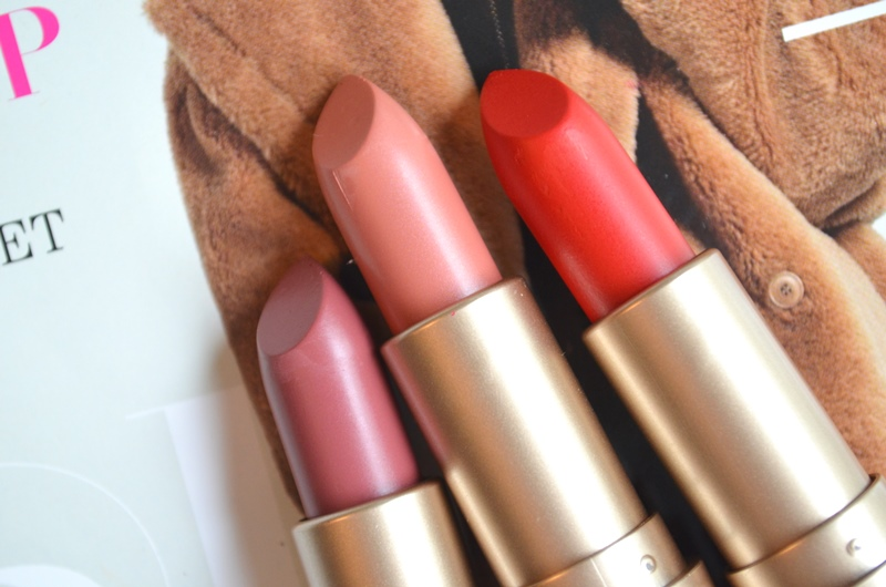 DSC 7691 - Nieuwe Etos Colour Care Lipsticks Review