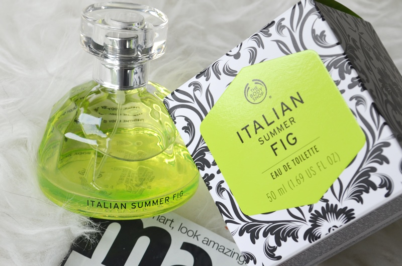 DSC 7959 - The Body Shop Italian Summer Fig Review