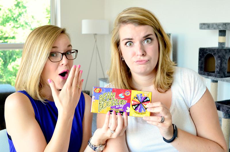 Bean Boozled Challenge1 - Elise's Weekly Pictorama Juli 2015