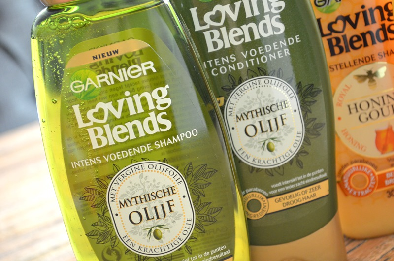 DSC 0159 - Nieuw! Garnier Loving Blends Collectie Review