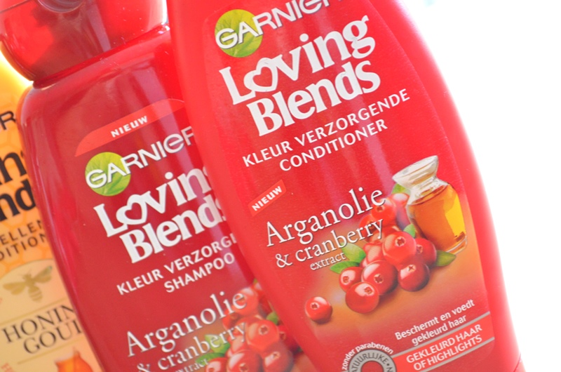 DSC 0161 - Nieuw! Garnier Loving Blends Collectie Review